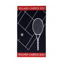 ROLAND GARROS 2021 HANDDOEK SPELER 70*105 CM