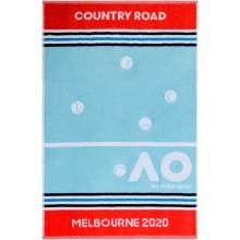AUSTRALIAN OPEN 2020 59X90 CM GYM HANDDOEK