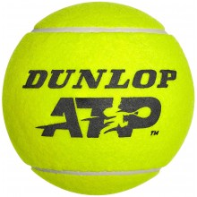 DUNLOP ATP GIANT 9 BALL (GEEL)