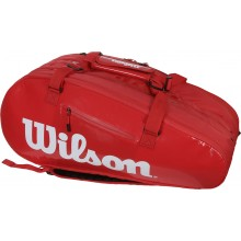 WILSON SUPER TOUR INFRARED 3 COMP TENNISTAS