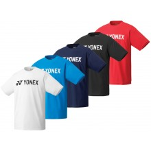 YONEX PLAIN T-SHIRT HEREN