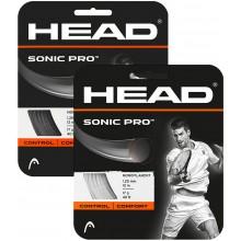 HEAD SONIC PRO TENNISSNAAR (12 METER)