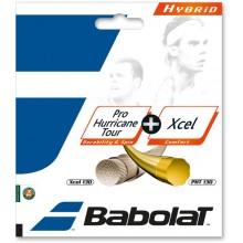 BABOLAT SNAAR HYBRID PRO HURRICANE TOUR + XCEL