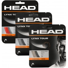 HEAD LYNX TOUR TENNISSNAAR (12 METER)