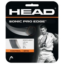 HEAD SONIC PRO EDGE TENNISSNAAR (12 METER)