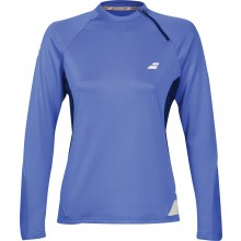 BABOLAT PERFORMANCE SWEATER MET 1/2 RITS DAMES
