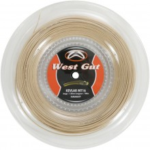 WEST GUT MT16 HYBRID KEVLAR TENNISSNAAR (200 METER)