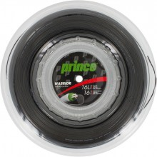 PRINCE WARRIOR HYBRID CONTROL 16L ROL TENNISSNAAR (TOUR XC 1.27MM + PREMIER CONTROL 1.30MM)