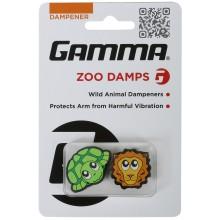 GAMMA ZOO DAMP TRILLINGSDEMPERS SCHILDPAD/LEEUW