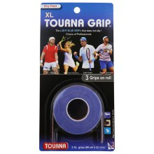 TOURNA GRIP ORIGINAL OVERGRIP XL BLAUW X3