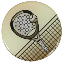 DESIGN / PLAATJE VOOR PADELMEDAILLE (EPOXY - 25MM)