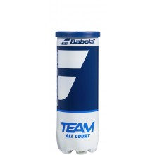 BABOLAT TEAM ALL COURT BALLEN (TUBE VAN 3 BALLEN)