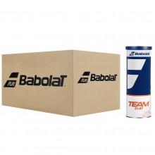 BABOLAT TEAM GRAVEL (KARTON 30 X 3 BALLEN)