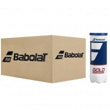 BABOLAT GOLD CHAMPIONSHIP TENNISBALLEN (KARTON MET 24 TUBES VAN 3 BALLEN)
