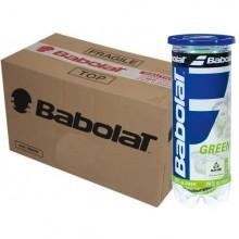 BABOLAT GREEN TENNISBALLEN (24 TUBES VAN 3 BALLEN)