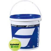 BABOLAT GREEN TENNISBALLEN (EMMER MET 72 BALLEN)