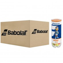 BABOLAT ORANGE / STAGE 2 (KARTON 24 x TUBE 3 BALLEN)