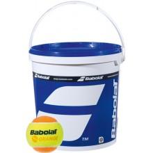 BABOLAT ORANGE TENNISBALLEN (EMMER MET 36 BALLEN)