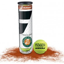 BABOLAT FRENCH OPEN / ROLAND GARROS ALL COURT (TUBE 4 BALLEN)