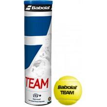 BABOLAT TEAM (TUBE 4 BALLEN)