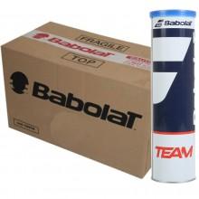 BABOLAT TEAM (KARTON 18 x 4 BALLEN)