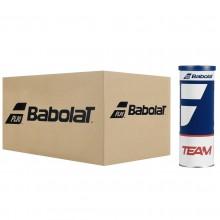 BABOLAT TEAM (KARTON 30 X 3 BALLEN)