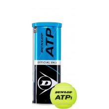 DUNLOP ATP TENNISBALLEN (TUBE 3 BALLEN)