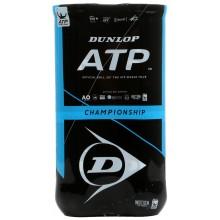 DUNLOP ATP CHAMPIONSHIP BIPACK VAN 4 BALLEN