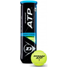 DUNLOP ATP CHAMPIONSHIP BUIS MET 4 BALLEN
