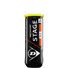 DUNLOP MINI TENNIS STAGE 2 (TUBE VAN 3 BALLEN)