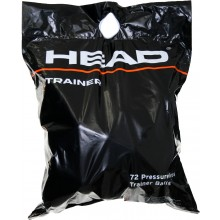 HEAD TRAINER TENNISBALLEN (ZAK MET 72 BALLEN)