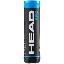 HEAD PRO BLUE TENNISBAL (TUBE 4 BALLEN)