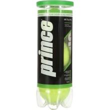 PRINCE NX PRO TOUR TENNISBALLEN (TUBE MET 3 BALLEN)