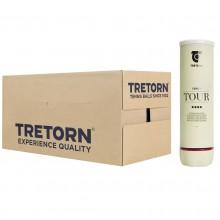 TRETORN SERIE+ TENNISBALLEN (DOOS 18x 4 BALLEN)