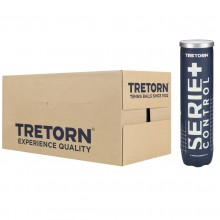 TRETORN SERIE+ CONTROL TENNISBALLEN (DOOS 18x 4 BALLEN)