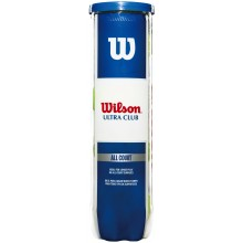 WILSON ULTRA CLUB (TUBE VAN 4 BALLEN)