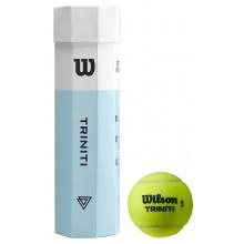 WILSON TRINITI TUBE VAN 4 BALLEN