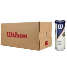 WILSON ROLAND GARROS ALL COURT TENNISBALLEN (24x 3st)