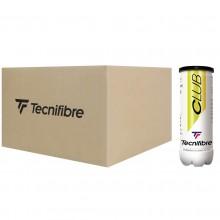TECNIFIBRE TENNISBAL CLUB (KARTON 36X TUBE 3 BALLEN)