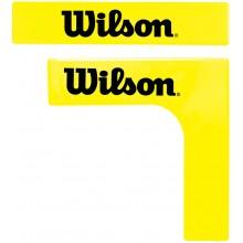 WILSON MARKERINGSLIJNEN EN HOEKEN