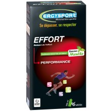 ERGYSPORT EFFORT MUNT DRINK 30G