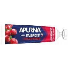 APURNA ENERGIEGEL 35G - ZWARE INSPANNING - CAFEINE/CRANBERRY