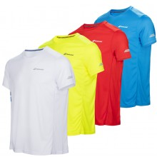 BABOLAT JUNOR T-SHIRT FLAG CORE CLUB