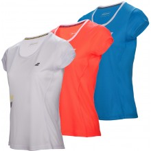 BABOLAT MEISJES T-SHIRT FLAG CORE CLUB