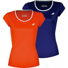 BABOLAT JUNIOR FLAG CORE CLUB T-SHIRT MEISJES