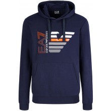EA7 TRAINING SPORTY GRAPHIC SERIES SWEATER