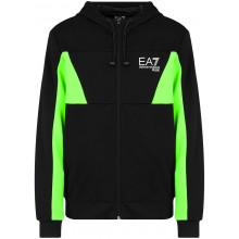 EA7 TRAINING SPORTY COLOUR FLASH HOODIE MET RITS