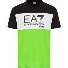 EA7 TRAINING SPORTY COLOUR FLASH T-SHIRT
