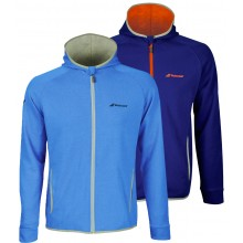 BABOLAT CORE CLUB SWEATER MET CAPUCHON