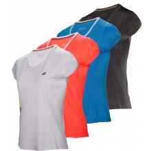 BABOLAT DAMES T-SHIRT FLAG CORE CLUB